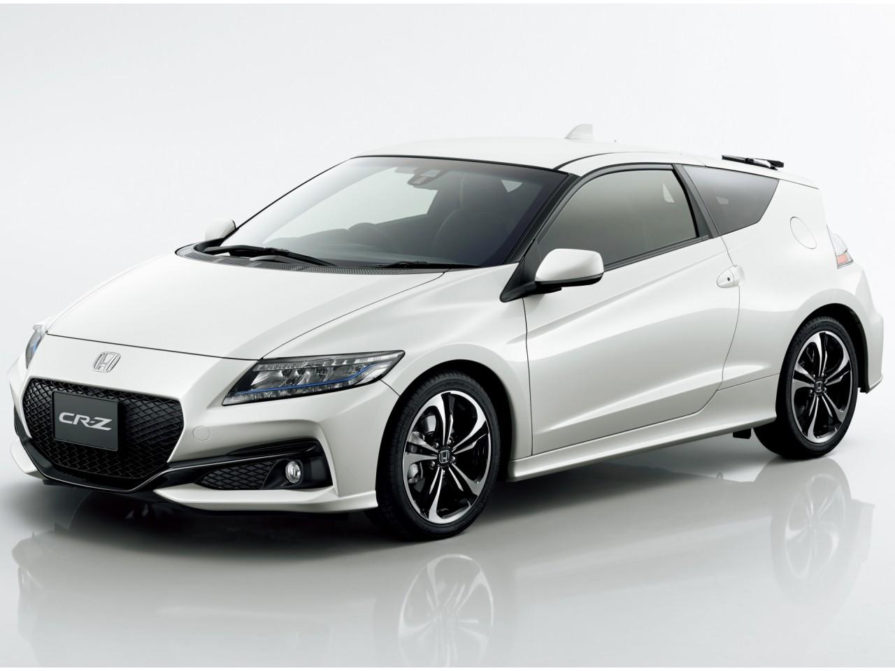 ホンダ CR-Z 2010年モデル 新車画像