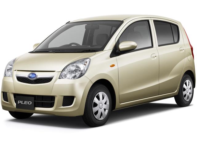 スバル プレオ 2010年モデル 新車画像