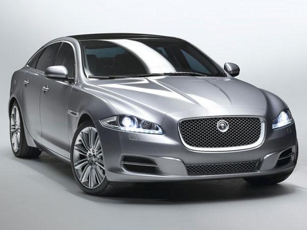 ジャガー XJ 2010年モデル 新車画像