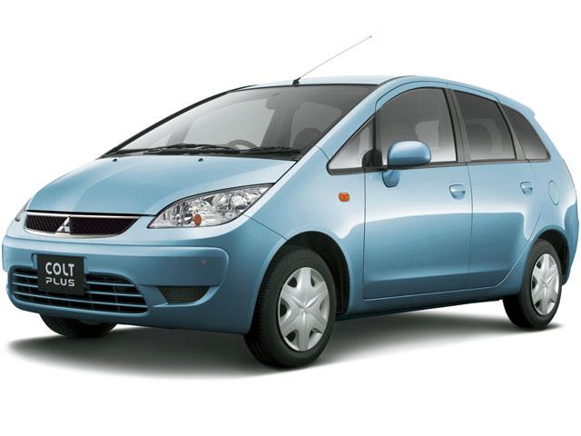 三菱 コルト プラス 2004年モデル 新車画像