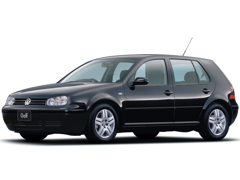 フォルクスワーゲン ゴルフ 1998年モデル 新車画像