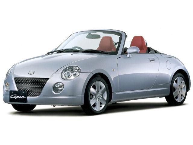 ダイハツ コペン 2002年モデル 新車画像