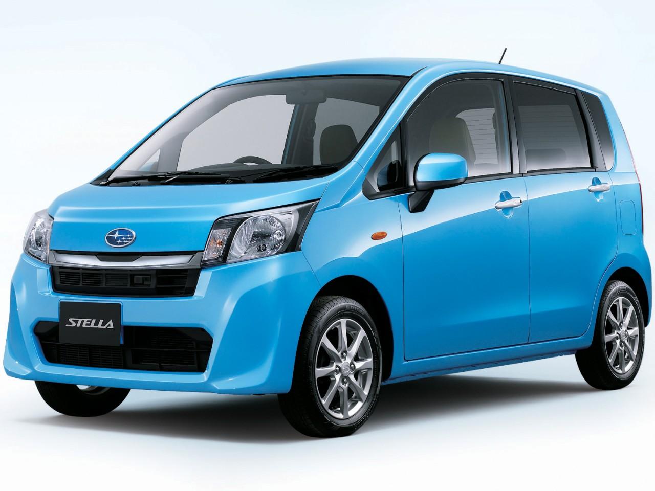 スバル ステラ 2011年モデル 新車画像