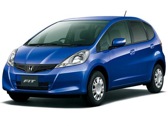 ホンダ フィット 2007年モデル 新車画像