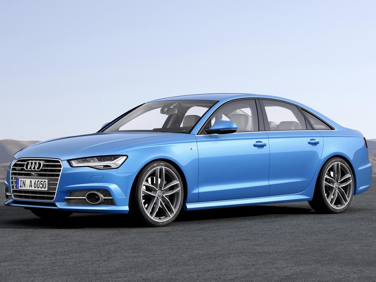 アウディ A6 2011年モデル 新車画像