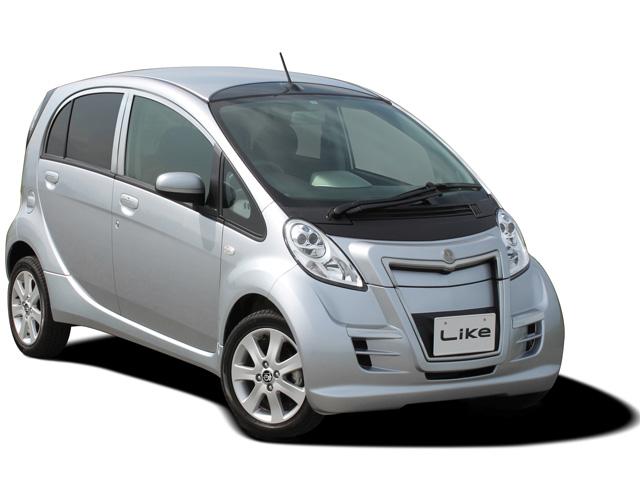 光岡 ライク (雷駆) 2010年モデル 新車画像