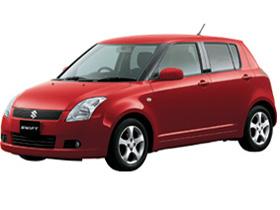スズキ スイフト 2004年モデル 新車画像