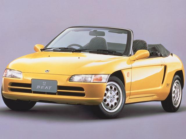 ホンダ ビート 1991年モデル 新車画像