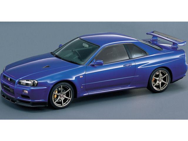 日産 スカイラインGT-R 1999年モデル 新車画像