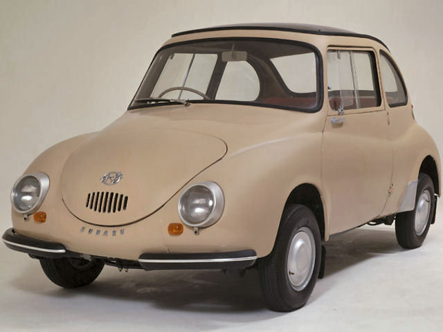 スバル 360 1958年モデル 新車画像