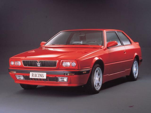 マセラティ 222 1989年モデル 新車画像