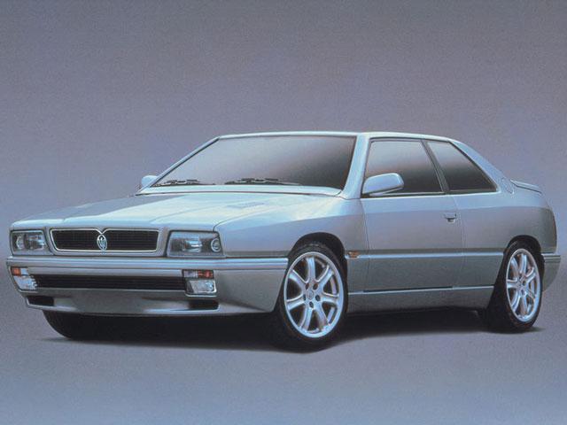 マセラティ ギブリ 1993年モデル 新車画像
