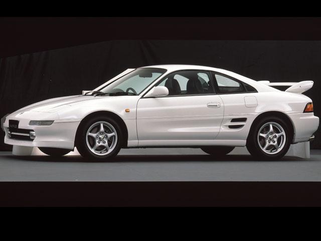 トヨタ MR2 2000年以前のモデル 新車画像