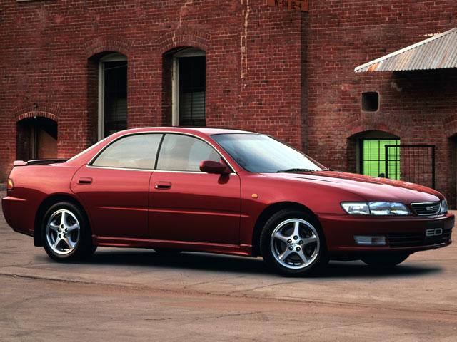 トヨタ カリーナED 2000年以前のモデル 新車画像