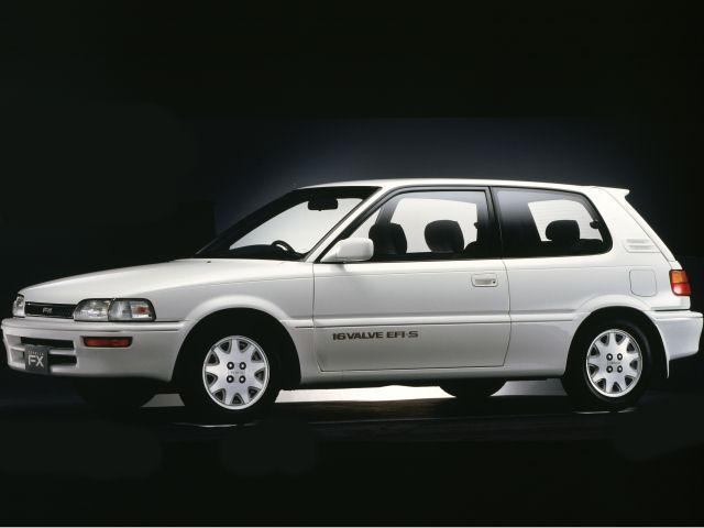 カローラFX 2000年以前のモデル の製品画像