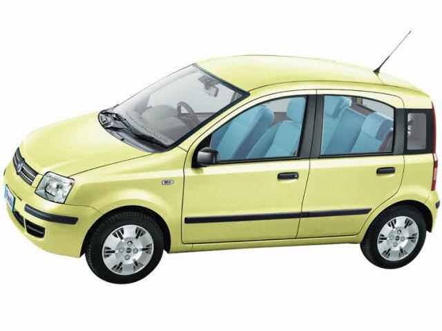 フィアット パンダ 2006年モデル 新車画像