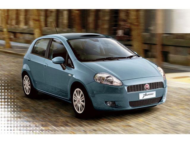 フィアット グランデ プント 2006年モデル 新車画像