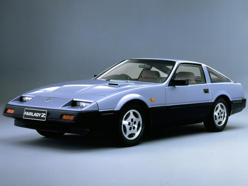 日産 フェアレディZ 1983年モデル 新車画像