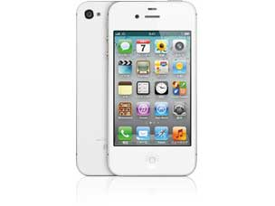 iPhone 4S 16GB au [ホワイト] の製品画像
