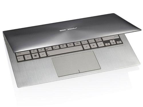 『本体 上面』 ZENBOOK UX21E UX21E-KX128 の製品画像