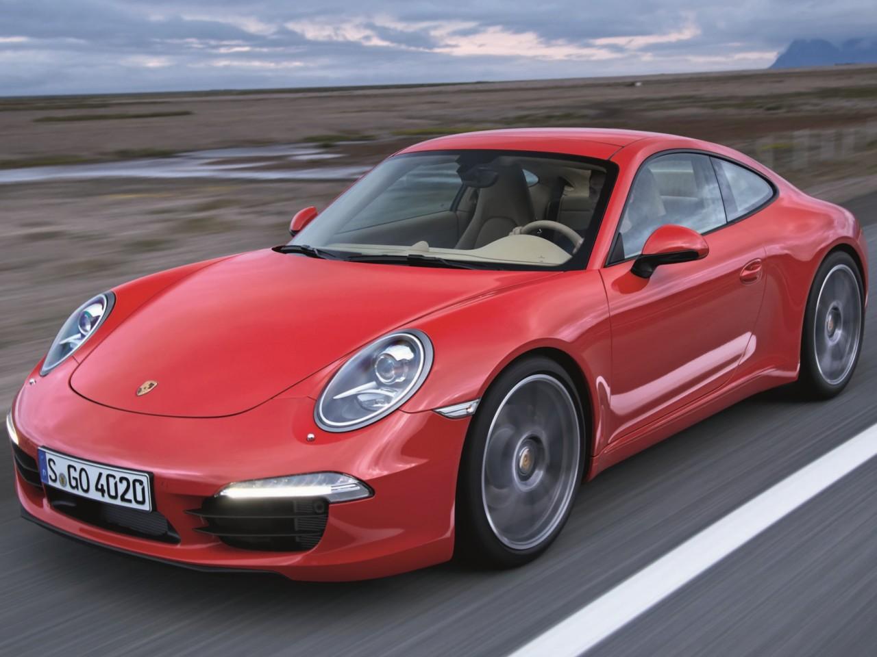 ポルシェ 911カレラ 2011年モデル 新車画像