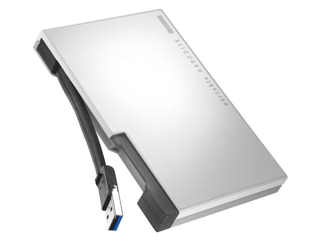 『本体1』 HDPV-UT1.0WB [スノーホワイト] の製品画像