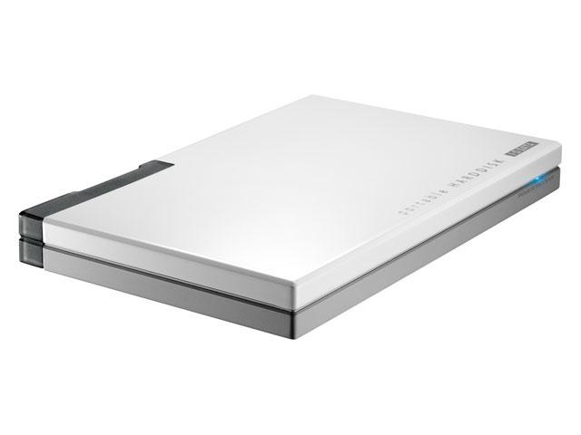 『本体3』 HDPV-UT1.0WB [スノーホワイト] の製品画像
