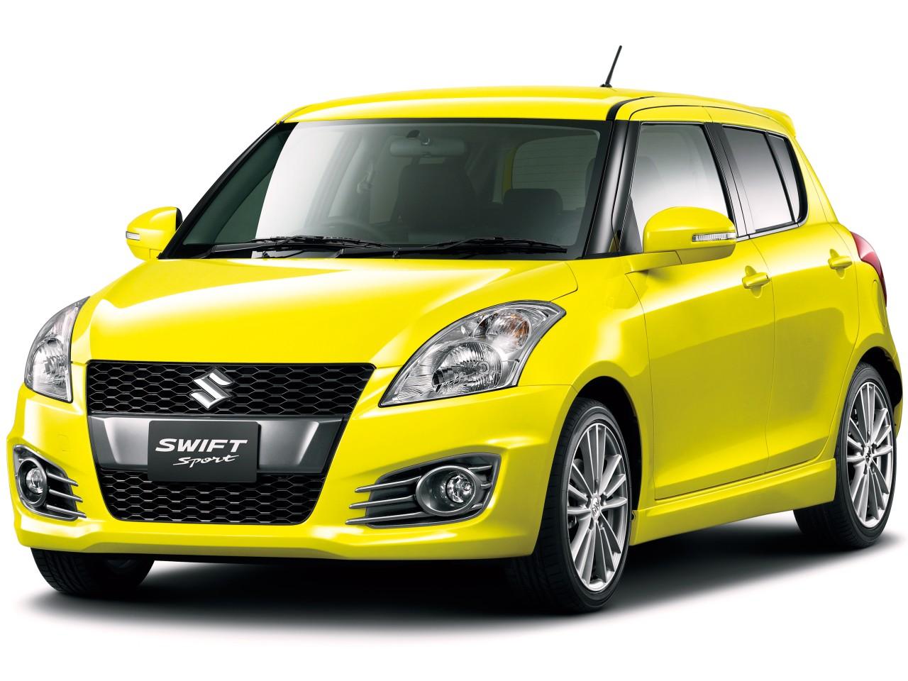 スズキ スイフトスポーツ 2011年モデル 新車画像