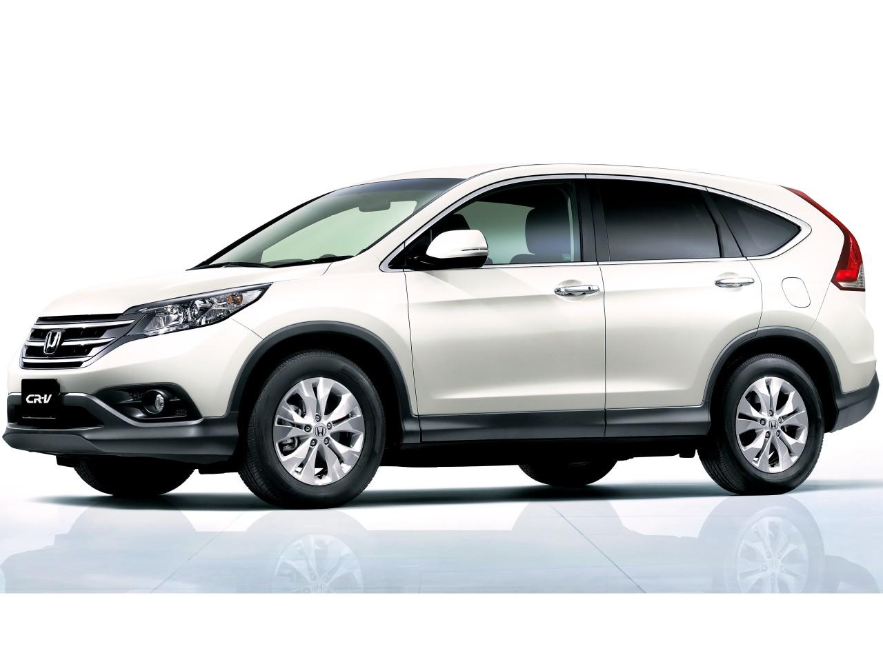 ホンダ CR-V 2011年モデル 新車画像