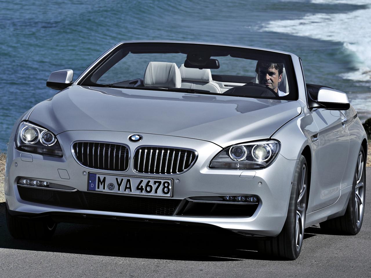 BMW 6シリーズ カブリオレ 2011年モデル 新車画像