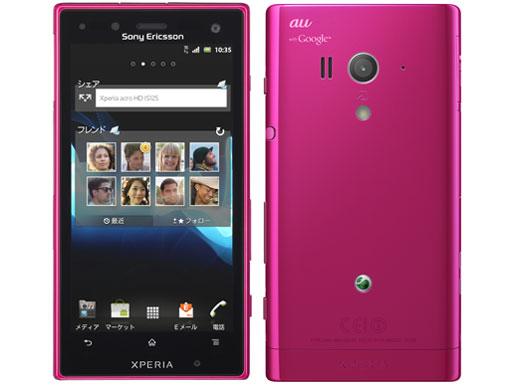 価格.com - Xperia acro HD IS12...