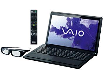 VAIO Fシリーズ VPCF249FJ/BI の製品画像