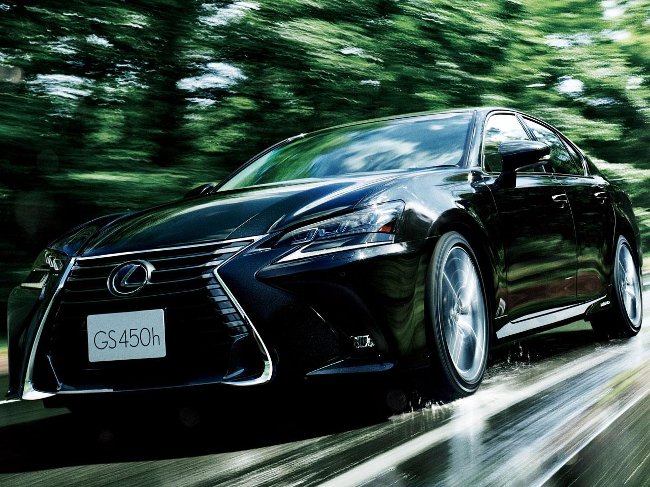 レクサス GS ハイブリッド 2012年モデル 新車画像