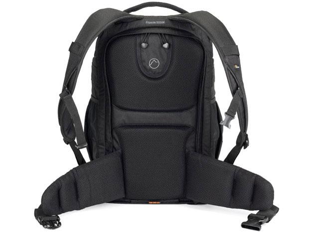 『本体 背面』 フリップサイド500AW [ブラック] の製品画像