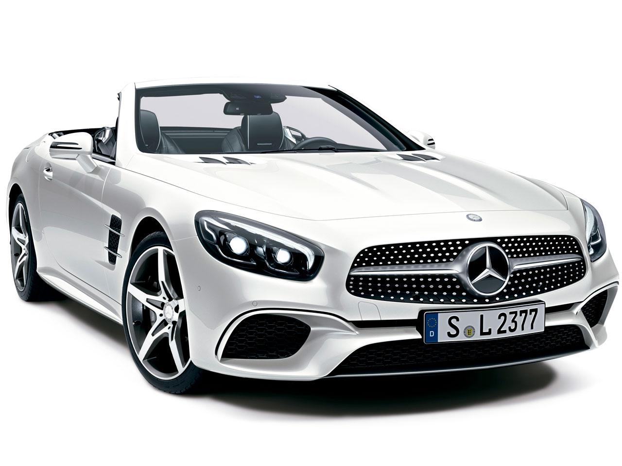 メルセデス・ベンツ SLクラス 2012年モデル 新車画像