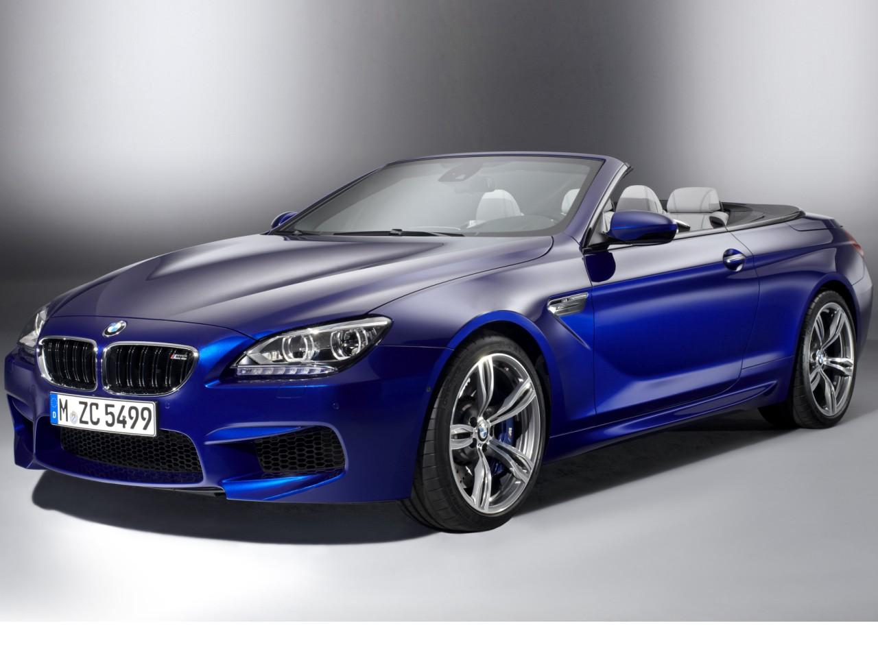 BMW M6 カブリオレ 2012年モデル 新車画像