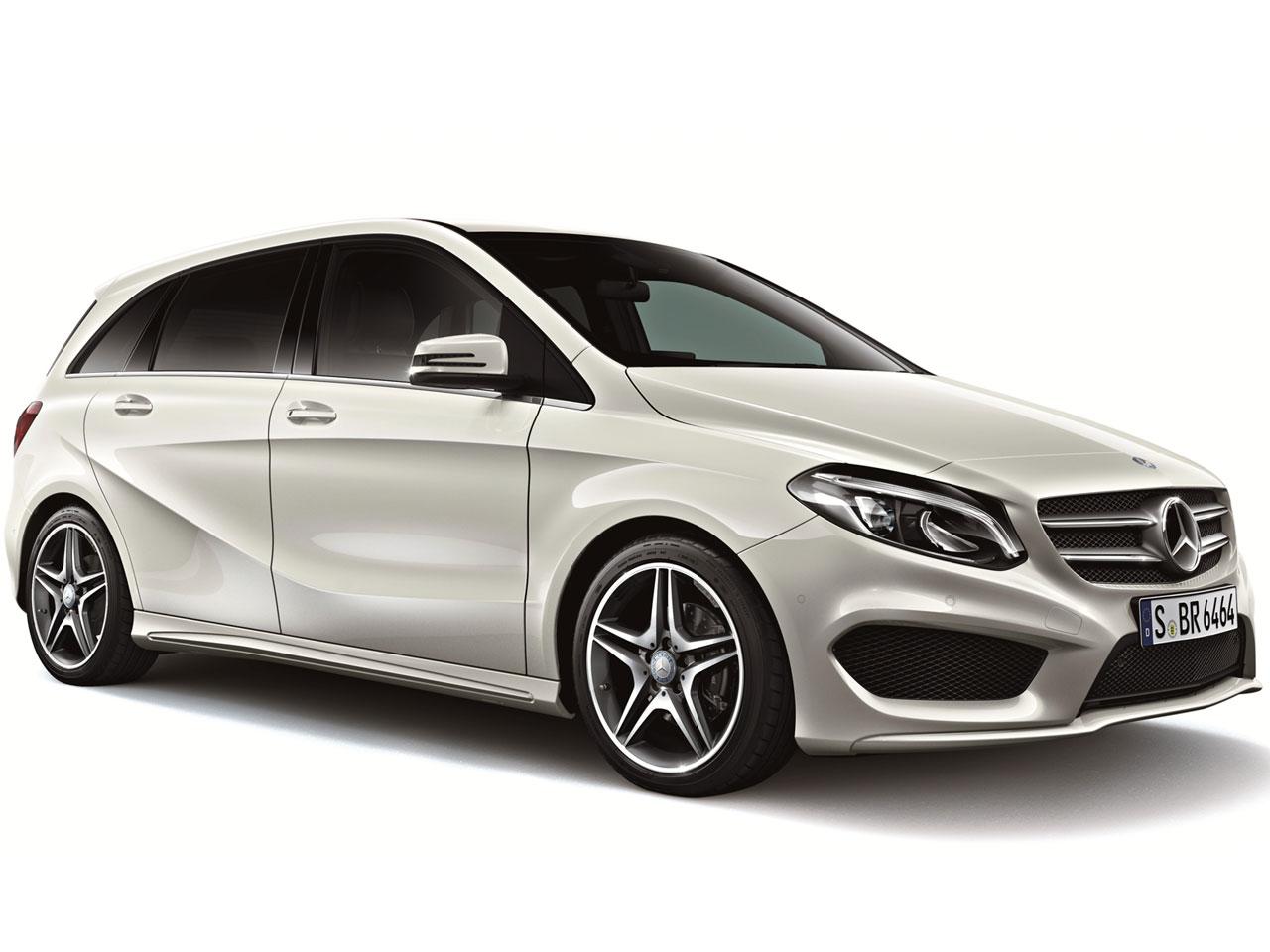 メルセデス・ベンツ Bクラス 2012年モデル 新車画像