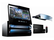 サイバーナビ AVIC-VH99HUD の製品画像
