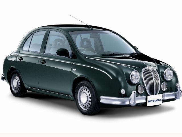 光岡 ビュート 2005年モデル 新車画像