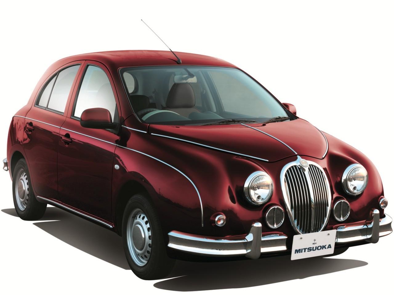 光岡 ビュート 2012年モデル 新車画像