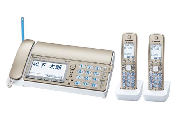 おたっくす KX-PD601DW-N [シャンパンゴールド] の製品画像