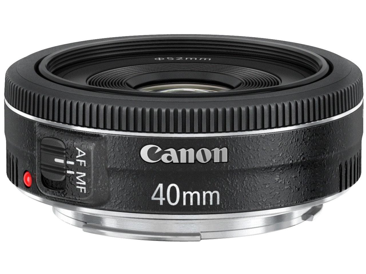 EF40mm F2.8 STM の製品画像