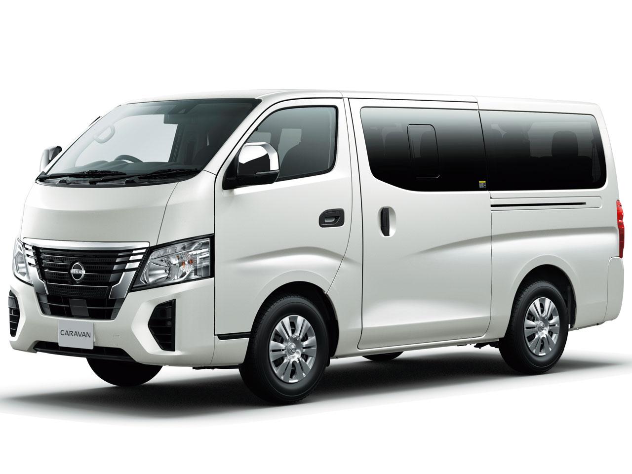 日産 NV350キャラバン 2012年モデル 新車画像