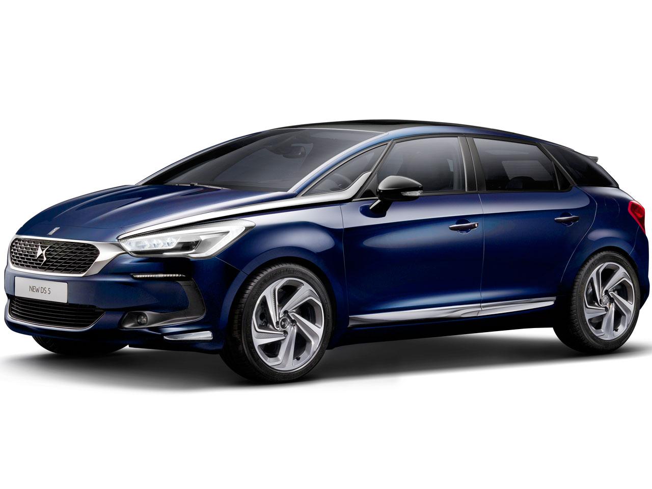 シトロエン DS5 2012年モデル 新車画像
