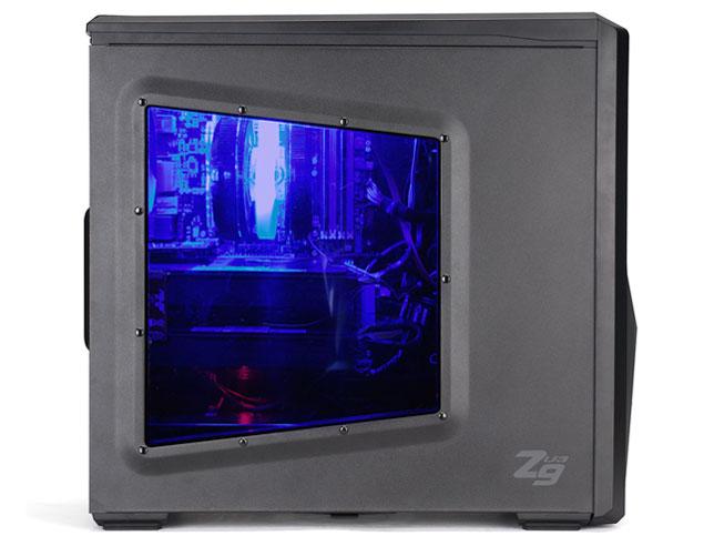 『本体 左側面』 Z9 U3 の製品画像