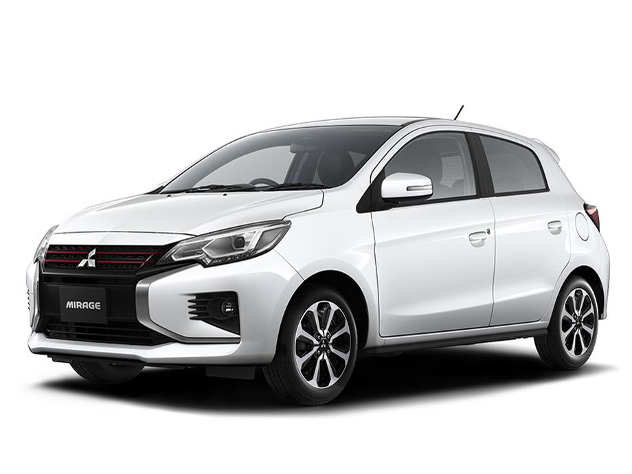 三菱 ミラージュ 2012年モデル 新車画像