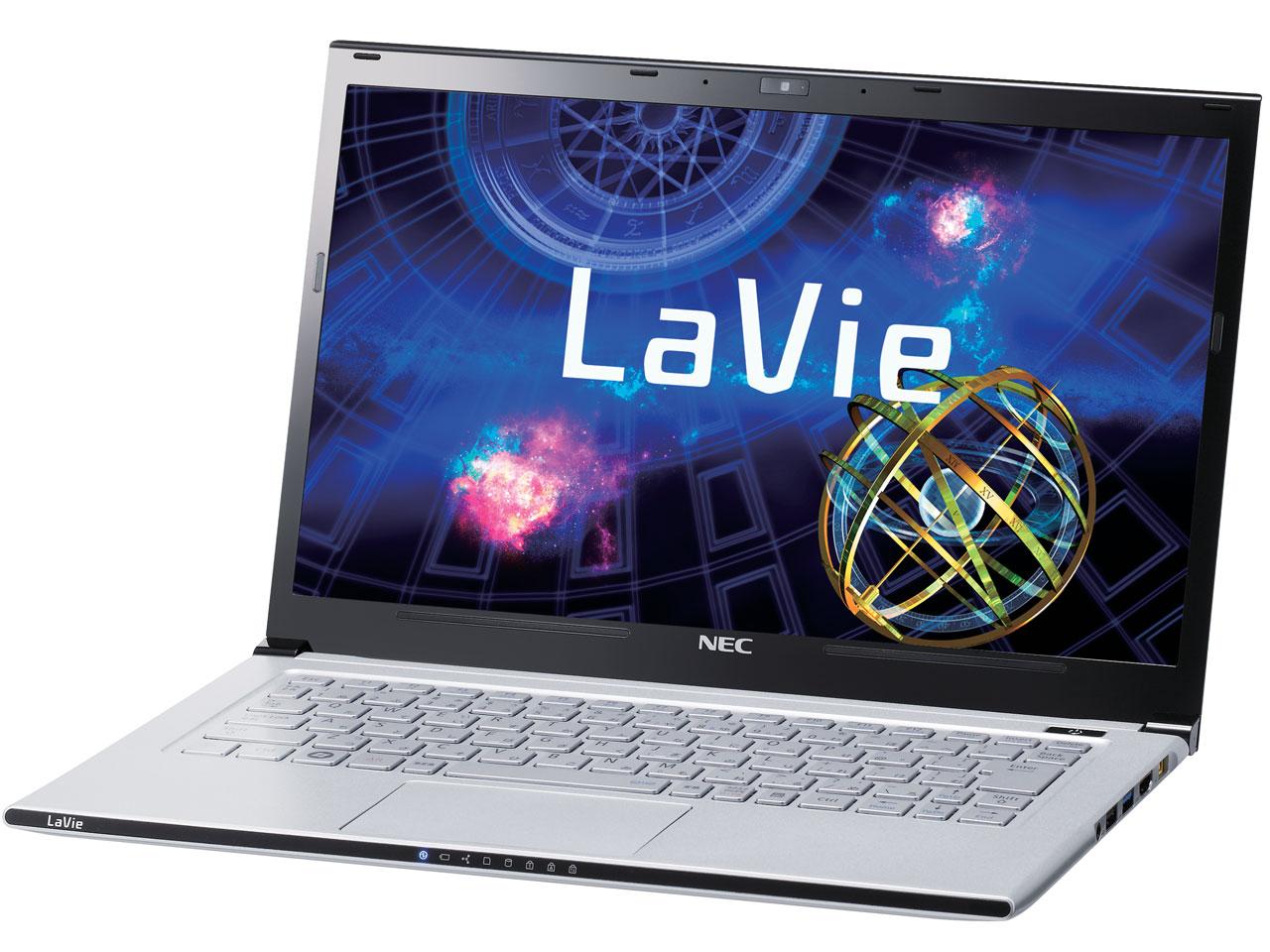 LaVie Z LZ750/HS PC-LZ750HS の製品画像