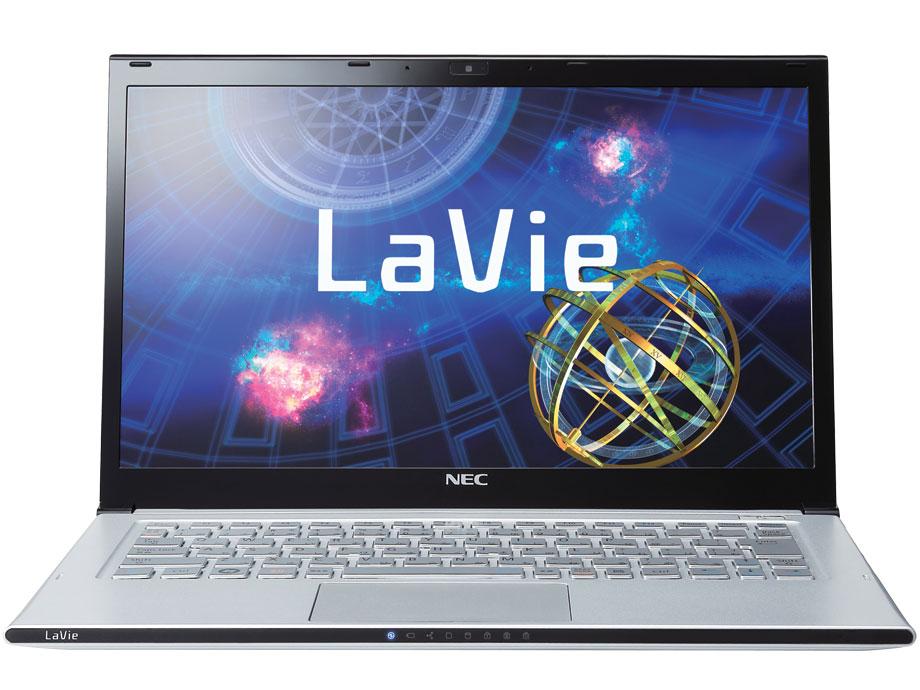 『本体 正面』 LaVie Z LZ750/HS PC-LZ750HS の製品画像