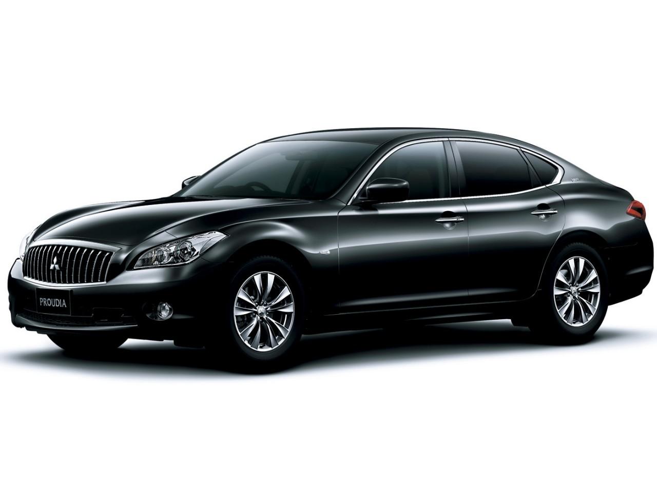 三菱 プラウディア 2012年モデル 新車画像