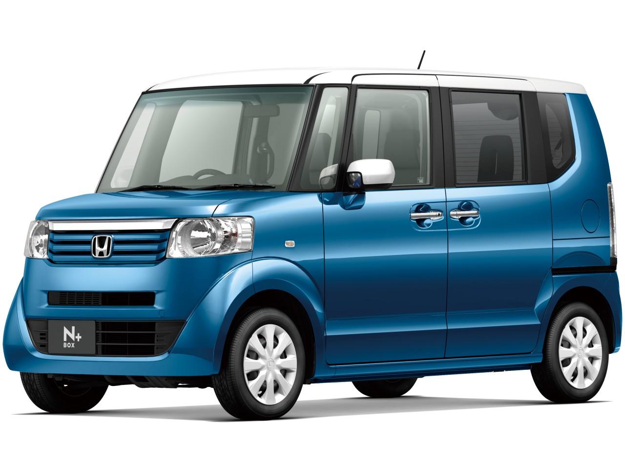 ホンダ N-BOX + 2012年モデル 新車画像